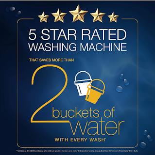 Whirlpool washing machine 5 🌟