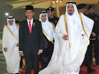 Jreng! Televisi Raja Salman Sudah Tiba di Bali, Parabot Lain Diangkut Pakai 4 pesawat Boeing 747