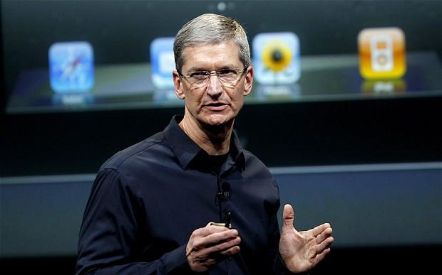 """Ideia de que Apple está evitando impostos nos EUA é """"lixo político diz Cook"""