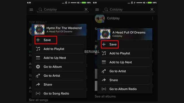 Cara Download lagu di Spotify tanpa Premium di iPhone