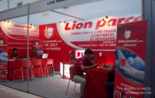 agen lion parcel ekspedisi