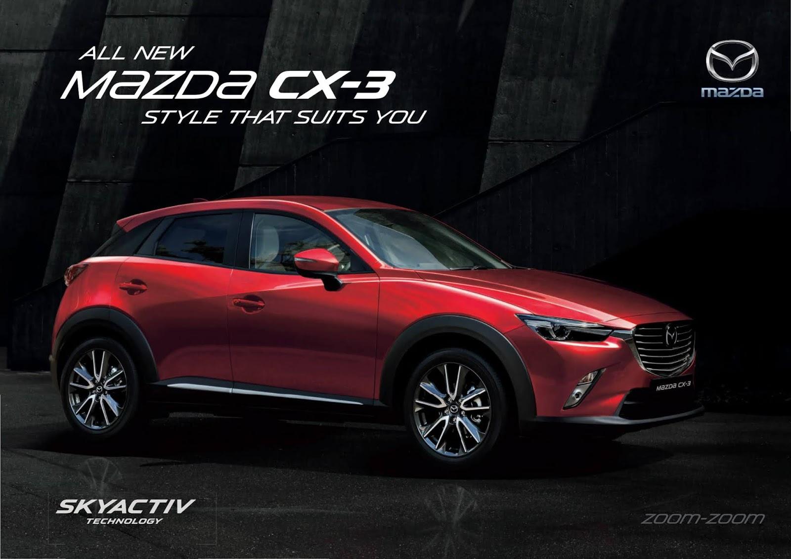 New Mazda CX-3, Promo Mazda CX-3 Bali & Harga Mazda CX-3 Bali