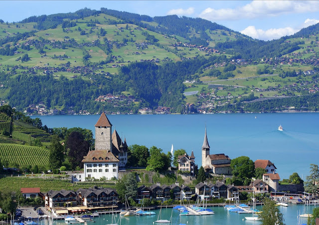 Lokasi yang Wajib Dikunjungi Ketika di Swiss