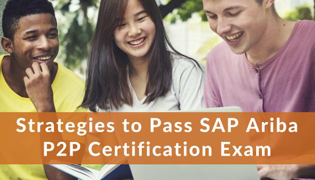 How I Got 89 In Sap Ariba P2p Certification Exam