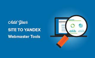 Cara Mudah Submit URL Di Yandex Webmaster Tools