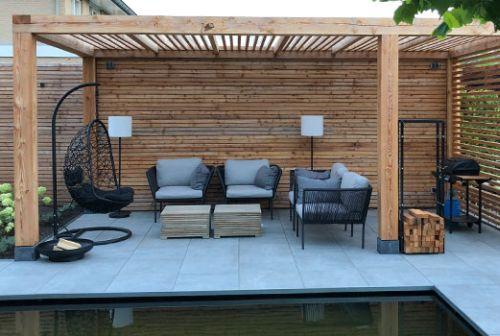 Welp Moderne design tuinstoelen   Tuin 2019 KU-75