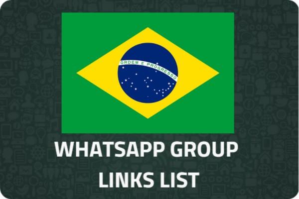 BRAZIL-WHATSAPP-GROUP-LINKS
