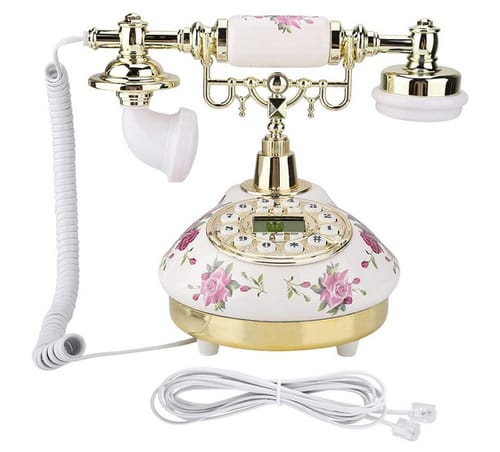 Demerass MS-9101 Antique Telephone
