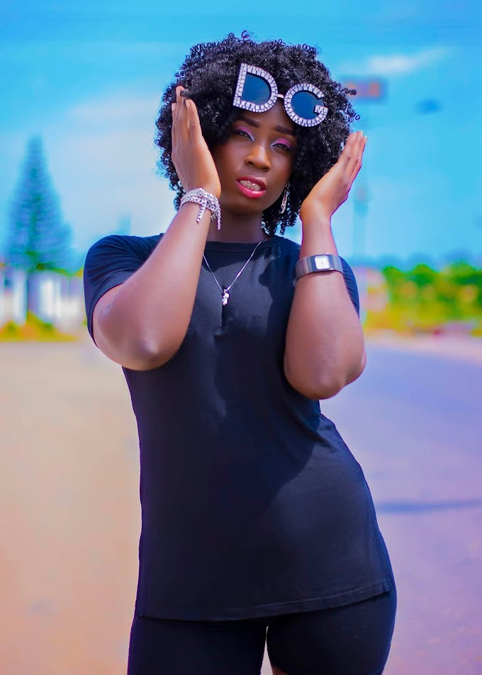Meet Spency; The Newest Diva Of Ghanaian Music