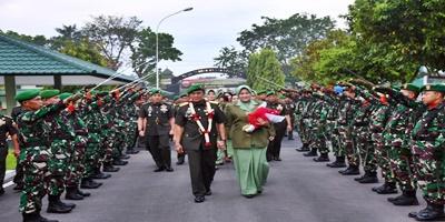 Kasdam Baru Kodam I/BB Brigjen TNI Didied Pramudito