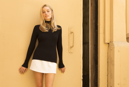 See Margot Robbie as Sharon Tate in new Once Upon a Time in Hollywood poster