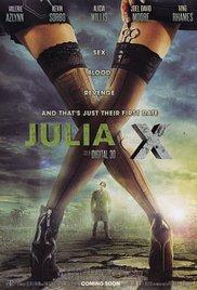 Watch Julia X Online Free 2011 Putlocker