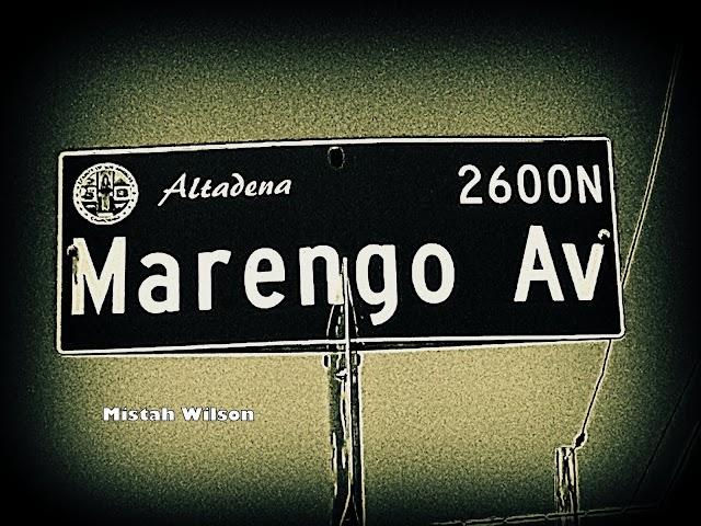 Marengo Avenue, Altadena, CA by Mistah Wilson