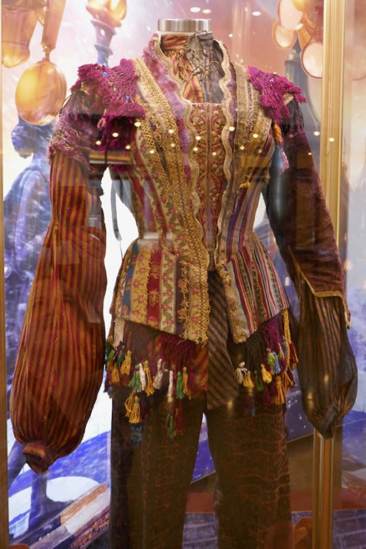 Helen Mirren Nutcracker Mother Ginger costume