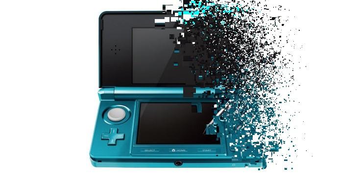 Nintendo 3DS descontinuado