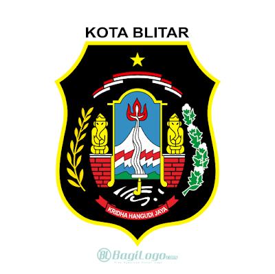 Kota Blitar Logo Vector