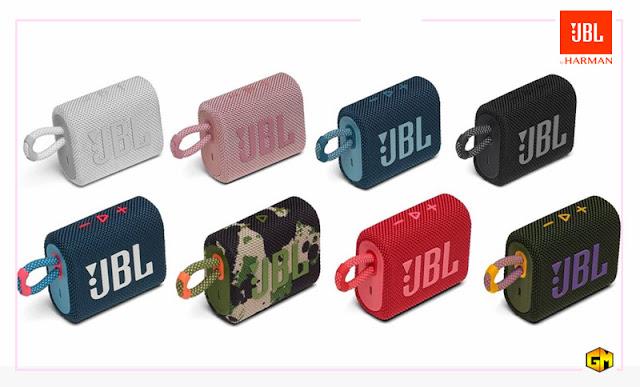 JBL Go 3 Speaker Gizmo Manila