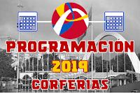 CALENDARIO CORFERIAS 2019