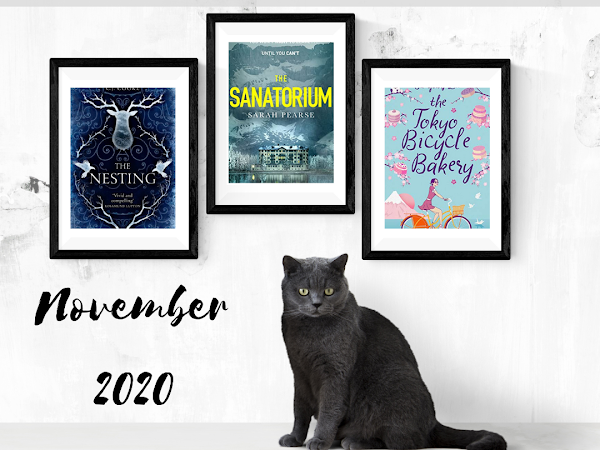 Book Review Round Up - November 2020