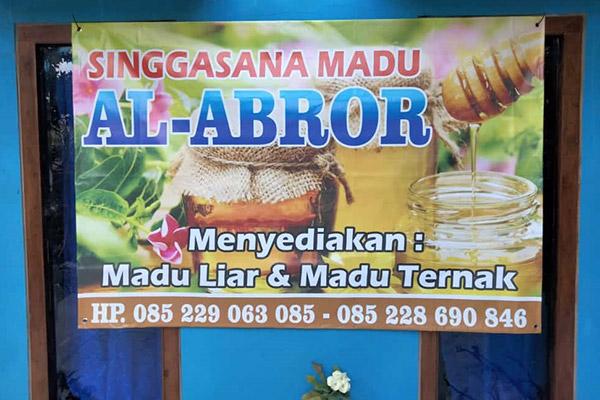 Manfaat dan Harga Madu Hutan Tawon Gung Ukuran Botol Sirup