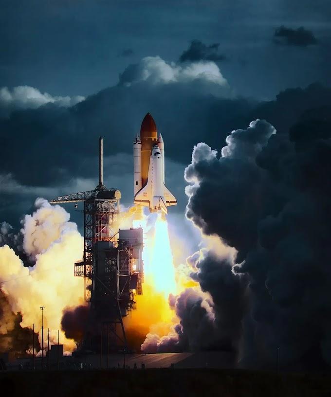 Nasa'dan Uzaya Roket !!!