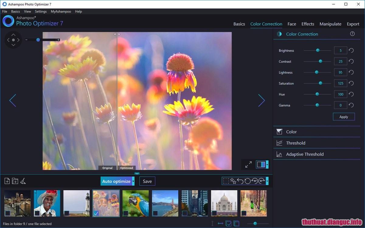 Download Ashampoo Photo Optimizer 7.0.1.1 Full Cr@ck