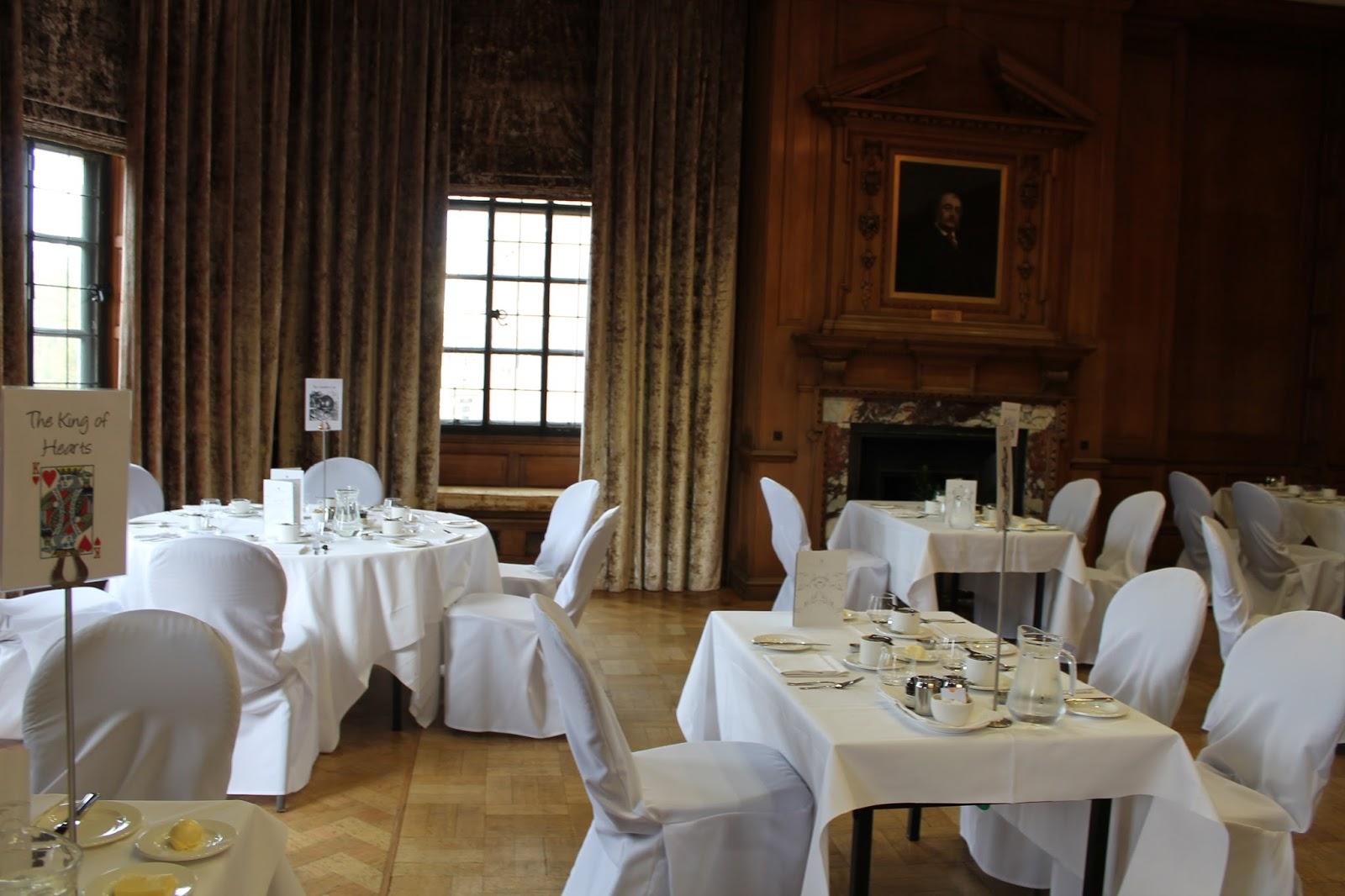 Mad Hatters Afternoon Tea - Cedar Court Grand Hotel, York