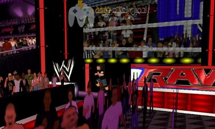 تحميل لعبة Wrestling MPire WWE 13 مجانا
