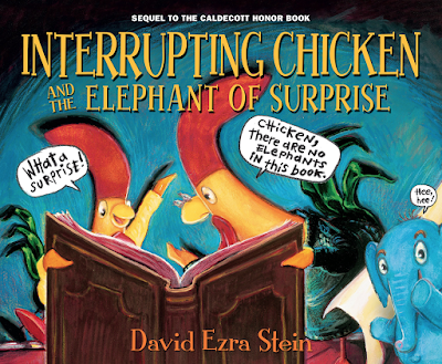 #MentorText for writing with an element of surprise #writinglessons