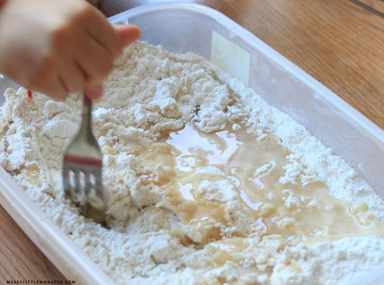 How to make homemade snow