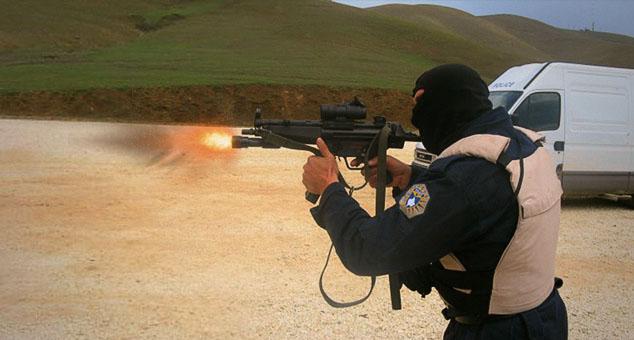 #Kosovo #Metohija #Srbija #Policija #Pucnjava #Zločin #Kombi #Kragujevac