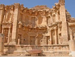 old spring Jerash