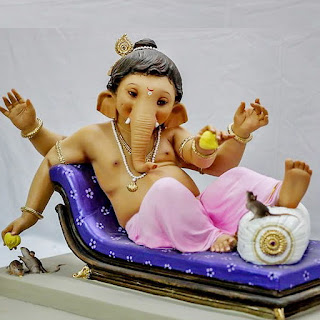 Vishal Shinde Bal Ganesh Murti Murtikar HD Image and Photos
