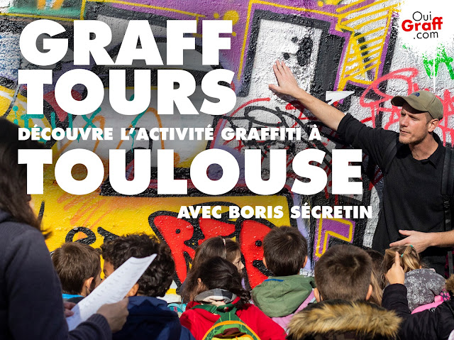 Visite Street-art à Toulouse