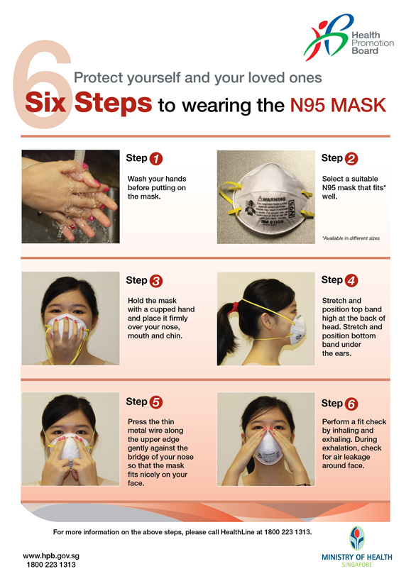 fitted n95 mask