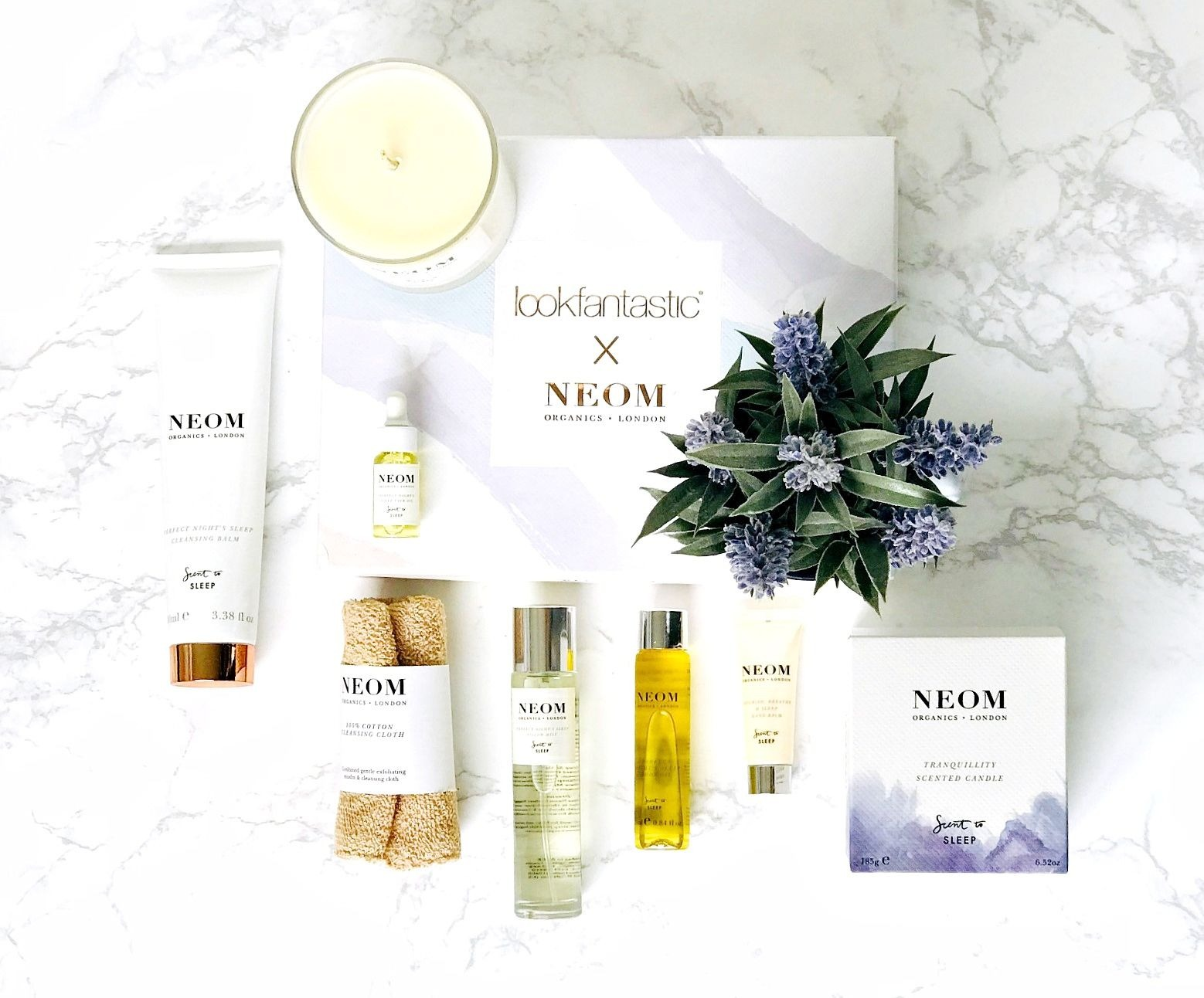 Lookfantastic x NEOM Organics Limited Edition Beauty Box