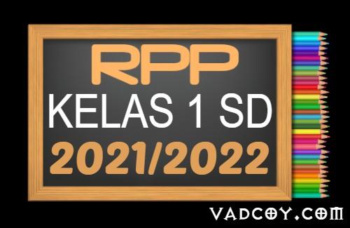 Kumpulan RPP PAI Kelas 1 SD Semester 1 Tahun Ajaran 2021/2022