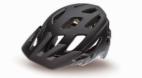Specialized 2015 Ambush Trail Helmet Black