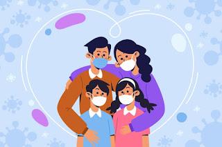 10+ Tips Silaturahmi Ditengah Pandemi COVID-19
