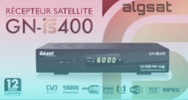 جهاز جيون الجديد  Geant-RS 400 تعرف عليه الأن وعلى أهم خصائصه