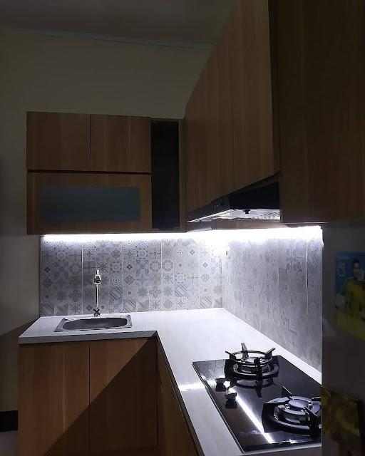 Jasa Kitchen Set Rumah Gresik