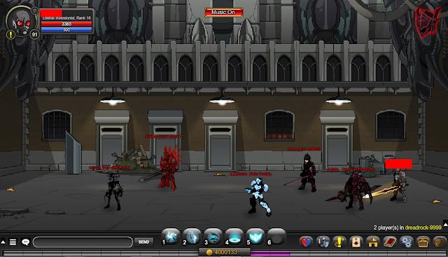 Dreadrock Screen 6