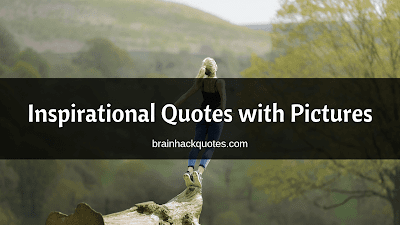 Inspirational Quotes with Pictures