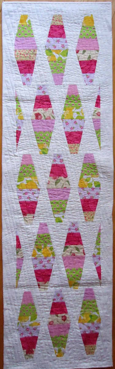 Pink Lemonade Table Runner
