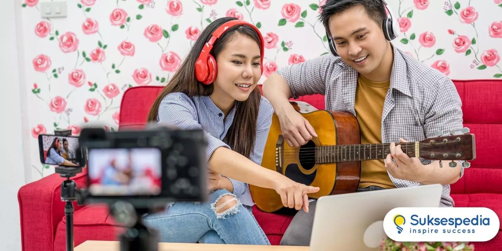 Simak! Cara Membuat Channel Youtube Musik Agar Lebih Menarik