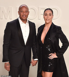 Dr. Dre's estranged wife accused him of holding a gun to her head, punching her in the face and grabbing her by the neck in explosive divorce documents