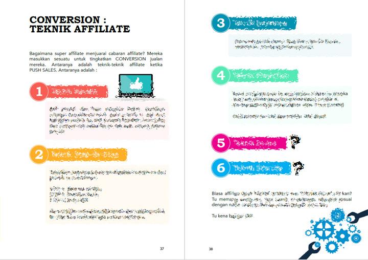 Cara buat duit online menerusi affiliate kerjaya