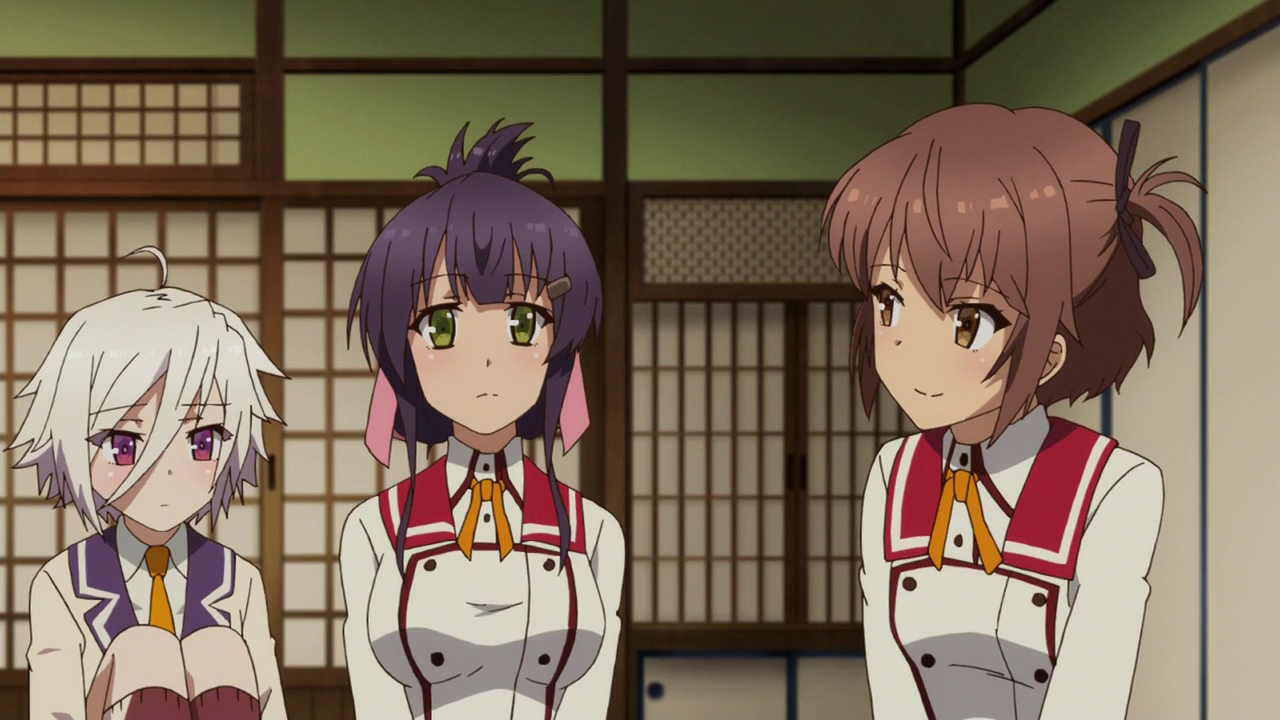 Magical Love Fansub: Toji No Miko 08