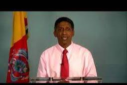 Inilah Pidato Presiden Seychelles, Danny Faure Saat Berbicara di Debat Umum PBB ke 75