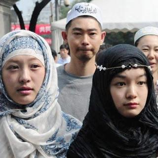 Doa untuk etnik uighur dikejauhan sana